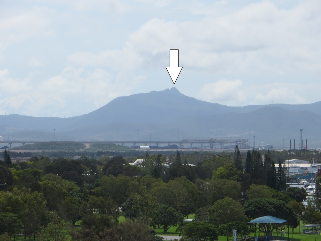 The Sleeping Giant Mt Larcom