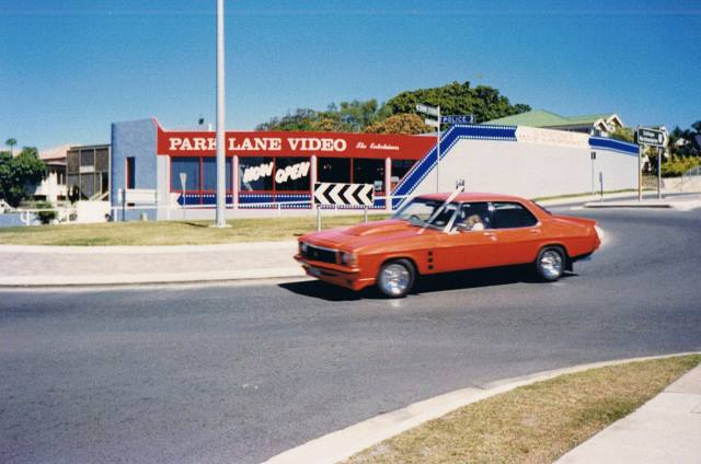 Unknown Holden 1989