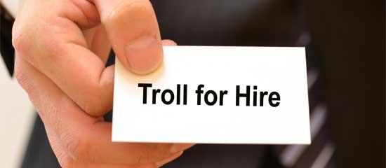 TrollForHire