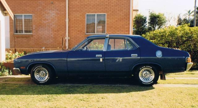 Greg Bray's XC Falcon 1990