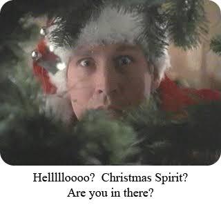 Hello Christmas Spirit